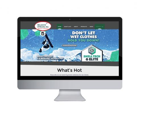 website design dartmouth ma