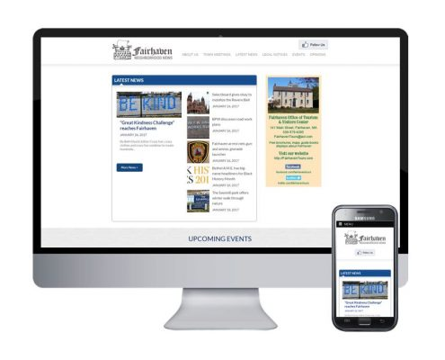 website designer fairhaven ma