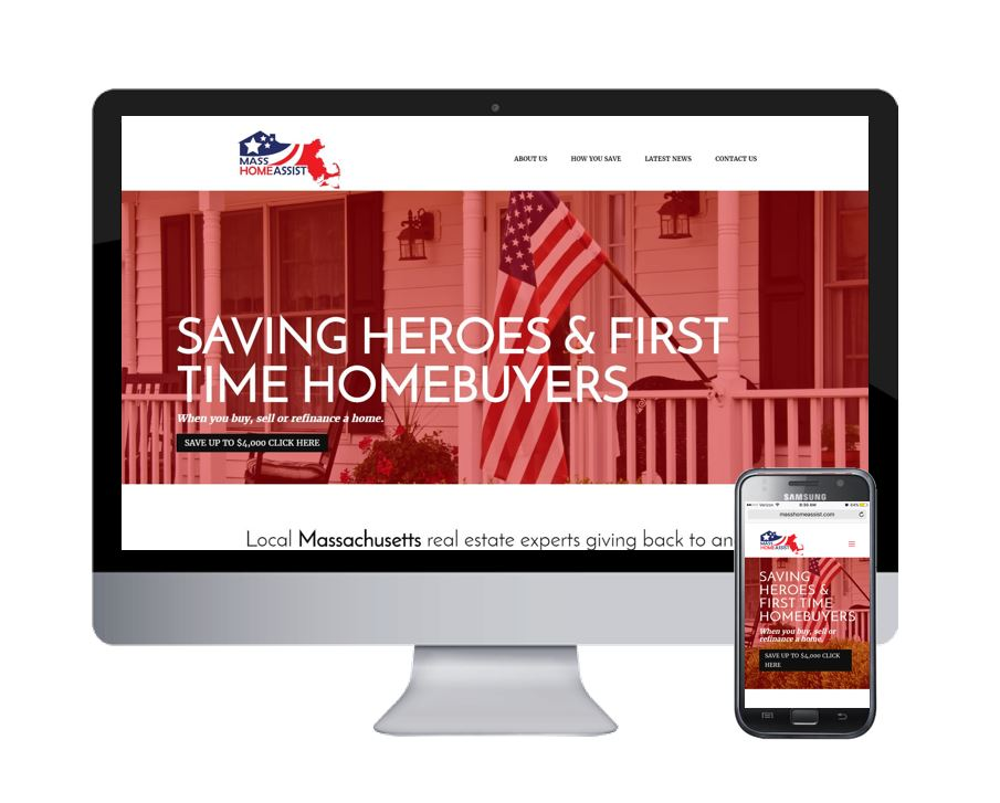 Spectrum Marketing Group Releases New Website for Mass Home Assist