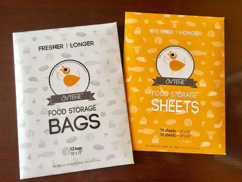 Packaging Design for Ovtene