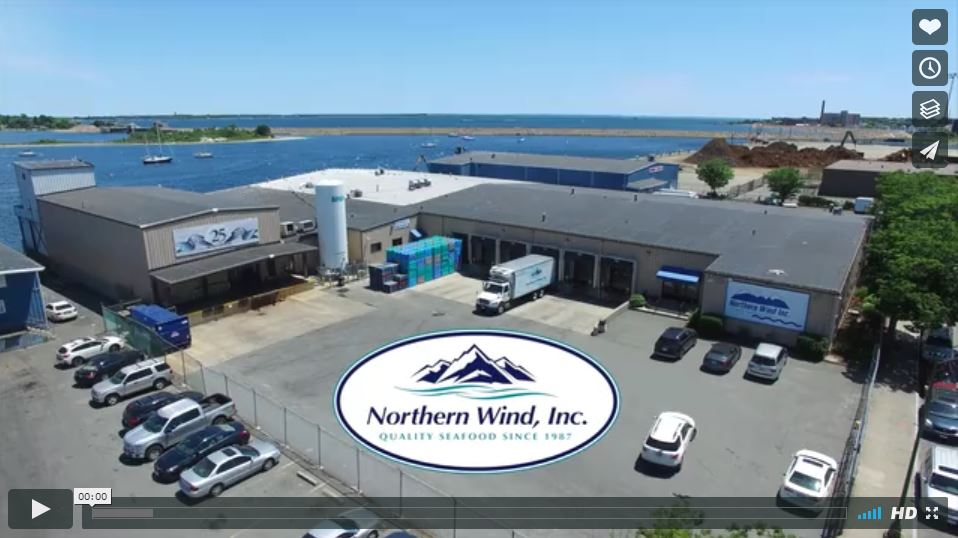 Spectrum Releases New Video Project for Northern Wind Seafood