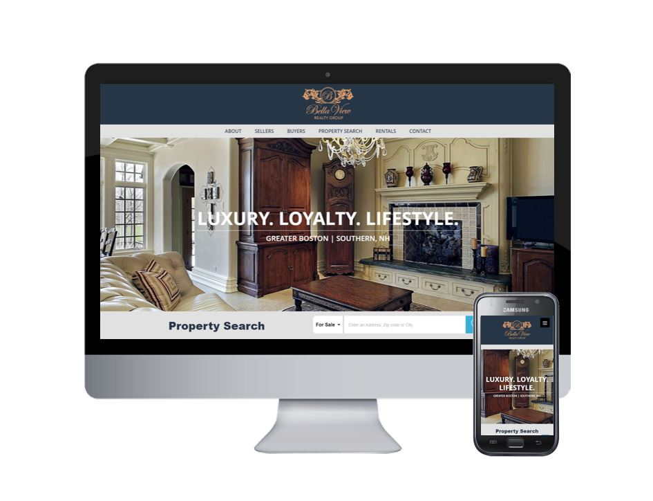 Spectrum Releases New Website for Bella View Realty Group