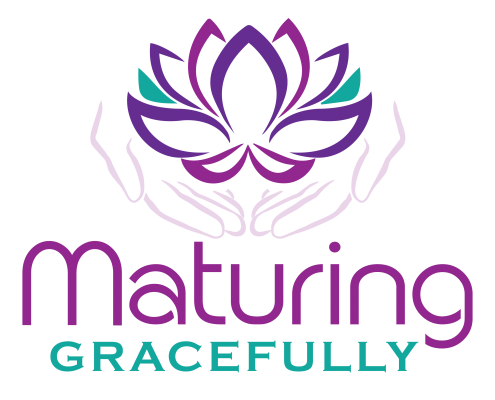 maturing gracefully logo