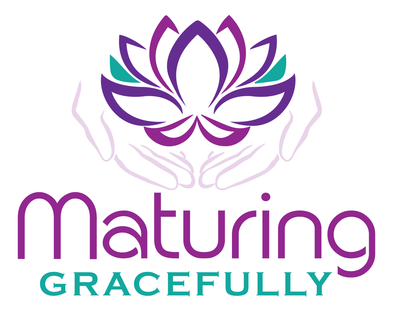maturing gracefully logo
