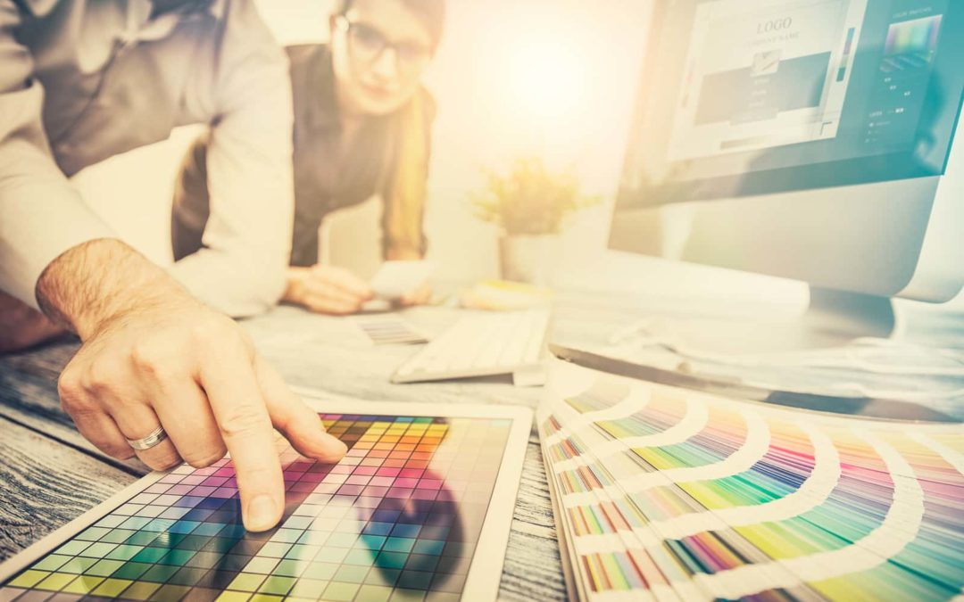 Graphic Design Principles – Part Three – Composition & Layout