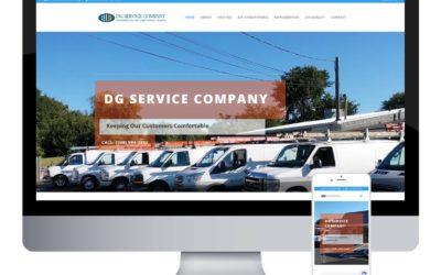 Spectrum Marketing Group Releases New Website for DG Service Co. of Mattapoisett MA